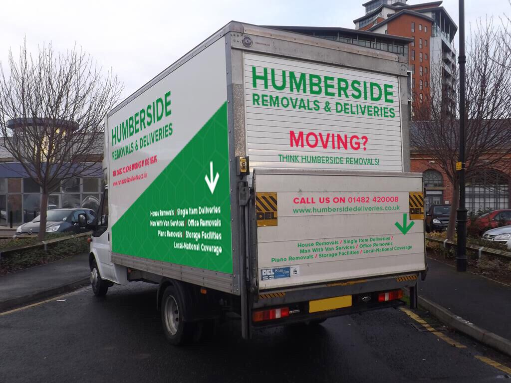 Humberside Removals 3